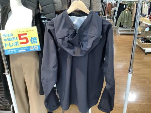 ジャケットのプログレッサージャケット