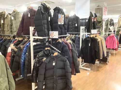 THE NORTH FACEの大和市 古着