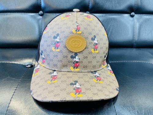 帽子のGUCCI(グッチ)