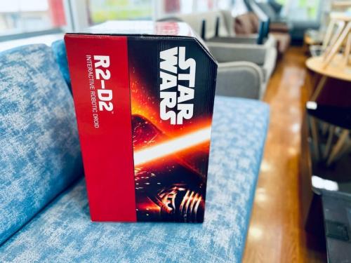 R2-D2のSTAR WARS