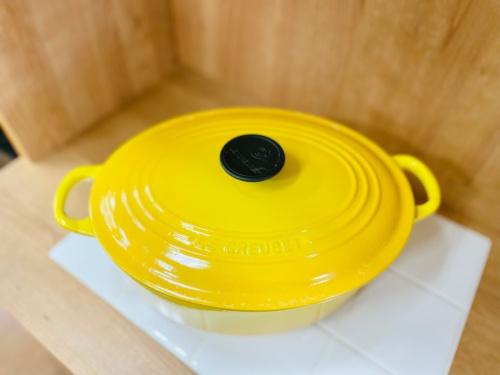 鍋のココット・オーバル