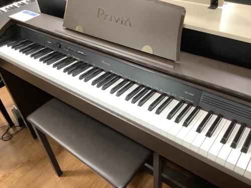 電子ピアノの夏休み