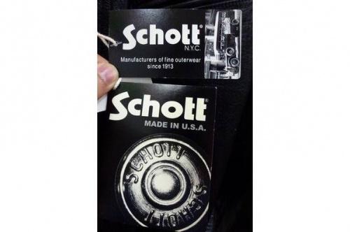 ウエスタンシャツのSchott(ショット)