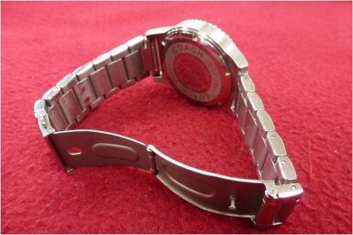 腕時計のCOACH(コーチ)