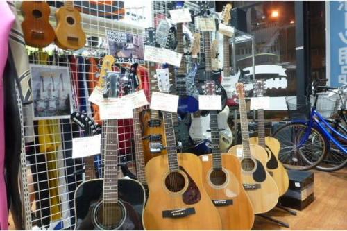 FENDERの楽器買取