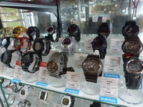 上板橋メンズファッションの上板橋腕時計