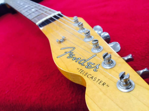 楽器買取のfender japan