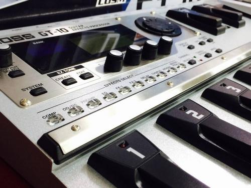 エフェクターの楽器買取