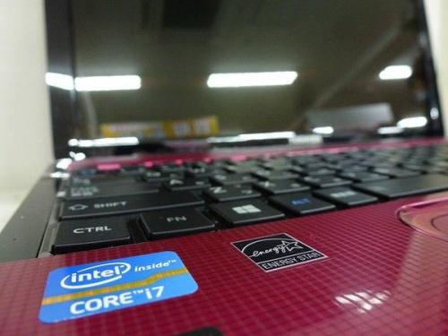 ノートパソコンのWin 8