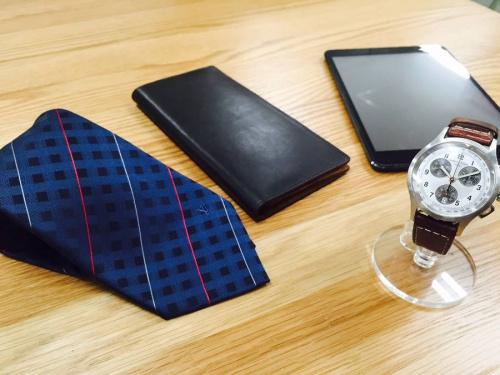 ビジネスアイテムのiPad