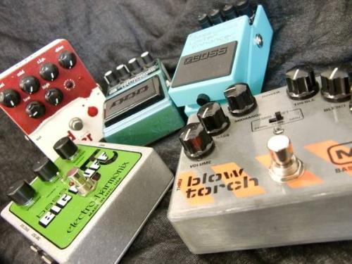 楽器買取のエレキギター