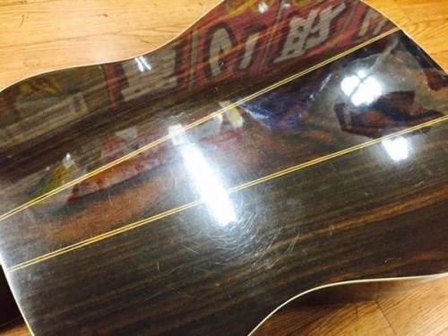 ギターの楽器買取