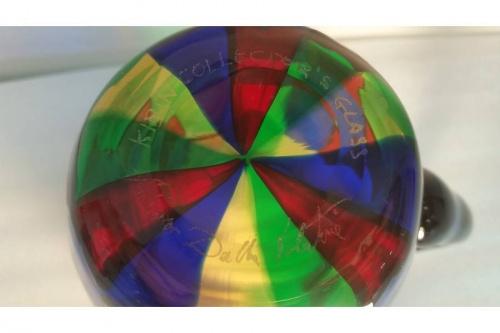 ビアマグのKirin collectors glass