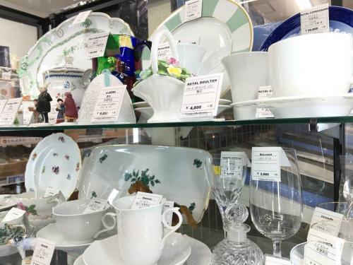 上板橋小物のカップ&ソーサー