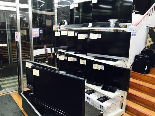 上板橋家電のテレビ