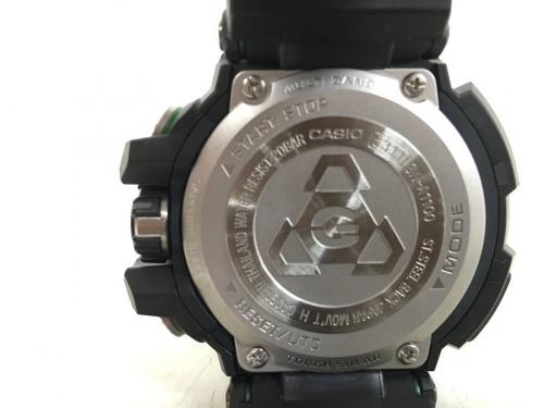 上板橋腕時計のカシオ(CASIO)