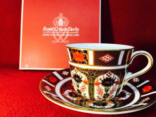 Royal Crown Derbyの上板橋小物