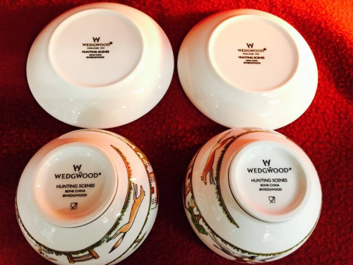 WEDGWOODのカップ&ソーサー