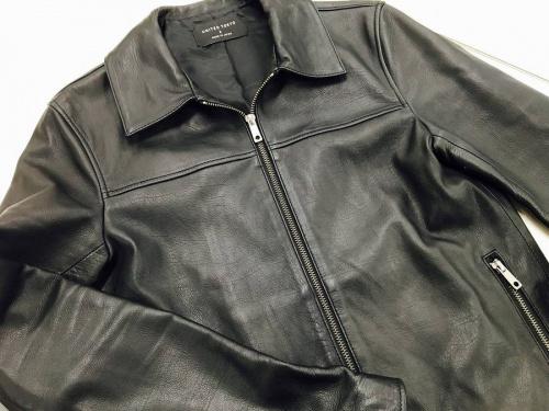 レザーのジャケット