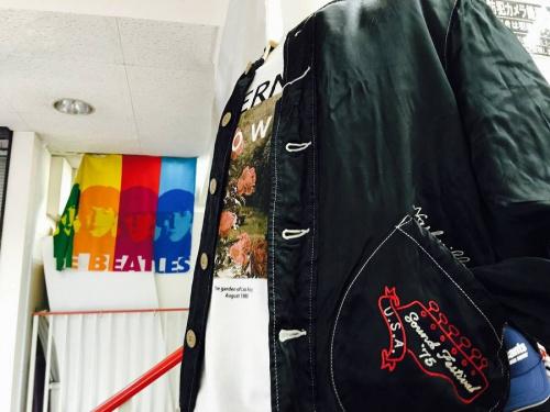 上板橋メンズファッションのスカジャン