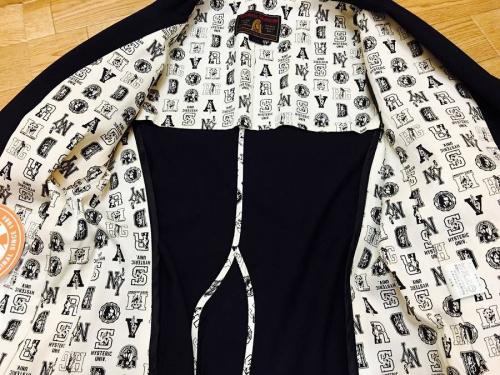 ヒステリックグラマー(Hysteric Glamour)のスーツ