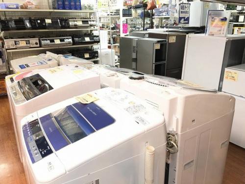 新生活の冷蔵庫