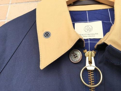 メンズファッションのハンティングジャケット