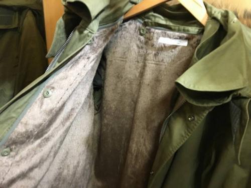 モッズコートの上板橋メンズファッション
