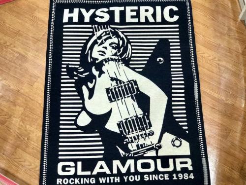 ヒステリックグラマー(Hysteric Glamour)のラグマット