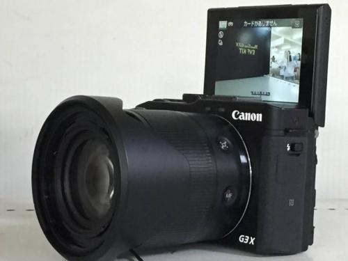 デジタルカメラのキャノン(Canon)