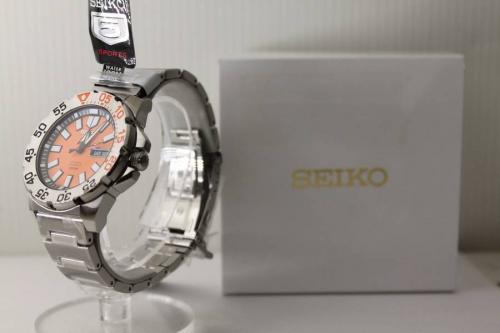 SEIKOの未使用品