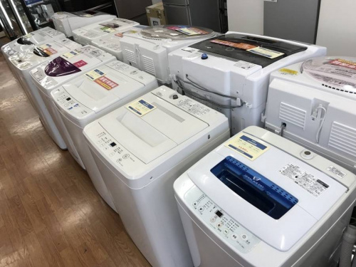 洗濯機の中野 池袋 中古 冷蔵庫 買取