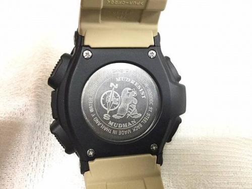 CASIOの池袋 中野 中古腕時計 買取