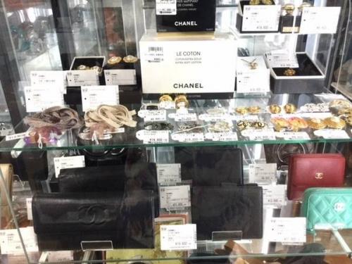 板橋 練馬 中野 池袋 シャネル 中古 買取