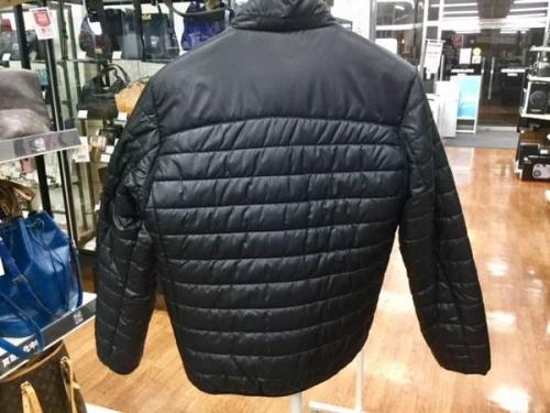 ショットの中綿ジャケット