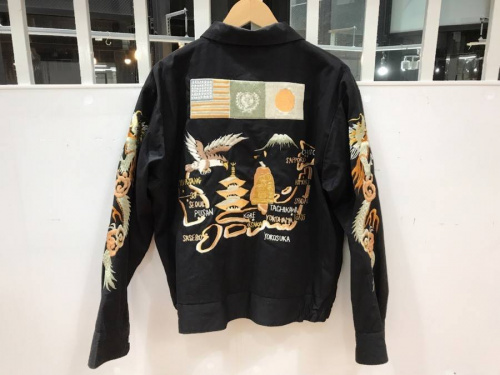 東洋エンタープライズのジャケット