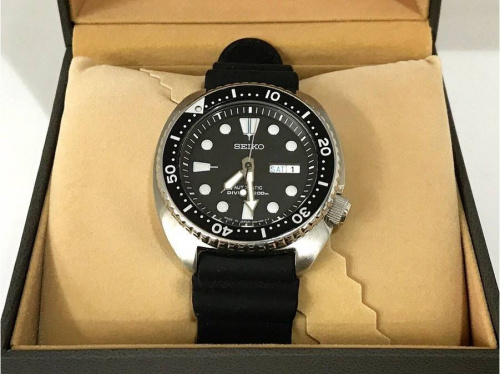 SEIKOの腕時計
