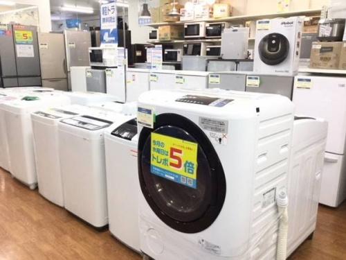 板橋 練馬 中野 池袋 中古家電 買取の板橋 練馬 中野 池袋 中古洗濯機 買取