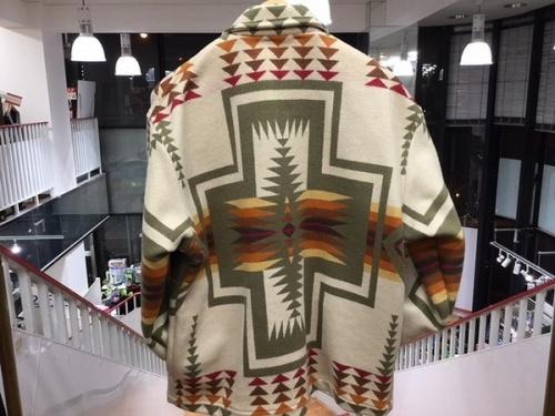 PENDLETONのウールジャケット