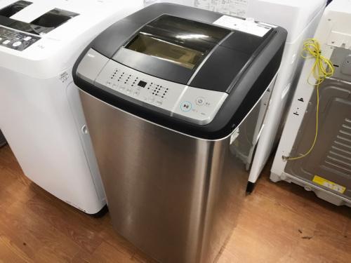 Haierの洗濯機