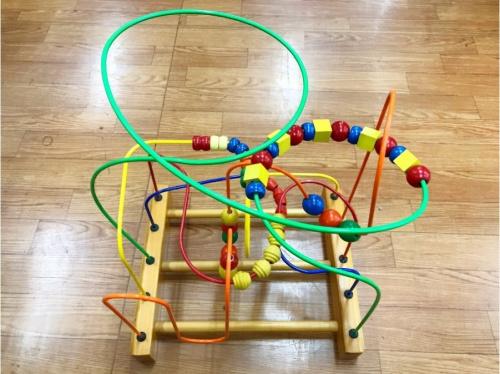 知育玩具のホビー