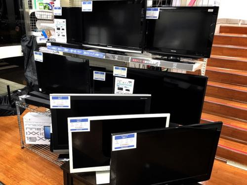テレビの板橋 練馬 中野 池袋 デジタル家電 中古 買取
