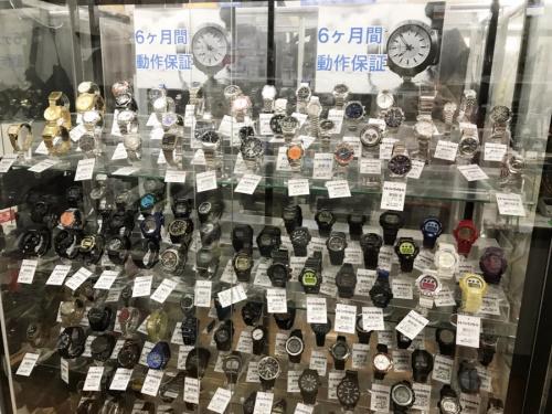 板橋 練馬 中野 池袋 腕時計 中古 買取の板橋 練馬 中野 池袋 シチズン 中古 買取