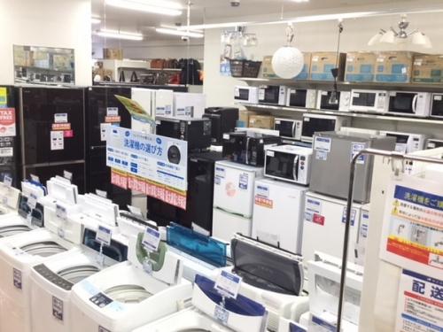 板橋 練馬 中野 池袋  中古家電 買取の板橋 練馬 中野 池袋 洗濯機 買取
