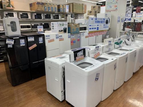 中古洗濯機の板橋 練馬 中野 池袋 家電 中古 買取
