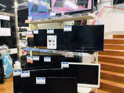 SHARPの板橋 練馬 中野 池袋 家電 中古 買取