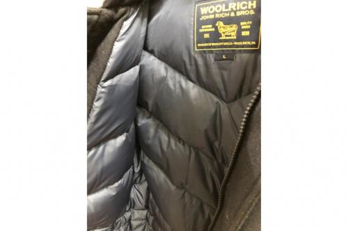 WOOLRICHのダウンジャケット