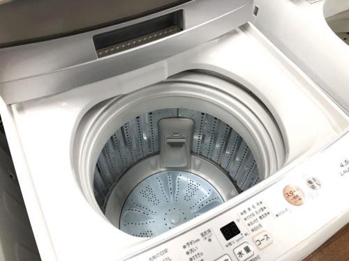 洗濯機のAQUA