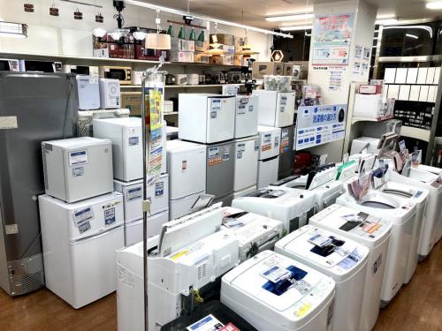 Panasonicの板橋 練馬 中野 池袋 洗濯機 中古 買取