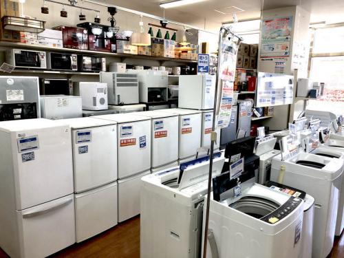 板橋 練馬 中野 池袋 洗濯機 中古 買取の板橋 練馬 中野 中古家電 中古 買取
